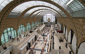 Musee d'Orsay — Stock Photo