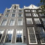 Amsterdam Mansions — Stock Photo #61061923