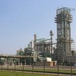 Oil Refinery — Stock Photo #61926799