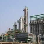 Oil Refinery — Stock Photo #61926879