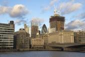 London under Construction — Stock Photo
