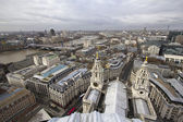 View from St. Pauls — Stock Photo