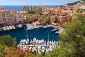 Harbor of Monaco — Stock Photo