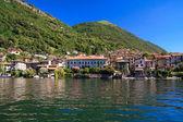 Jezero Como — Stock fotografie