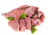 Raw pork — Stock Photo