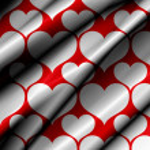 Luxurious Valentine day background design. — Stock Photo #64605427