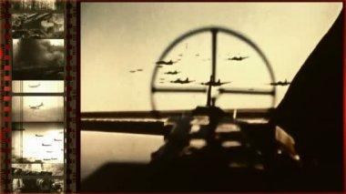 Battles of World War II — Stock Video