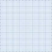 Graph paper grid background — Stock Vector
