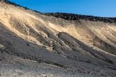 The Black desert in Egypt — Stock Photo