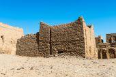 Al-Bagawat (El-Bagawat), Kharga Oasis, Egypt — Foto de Stock