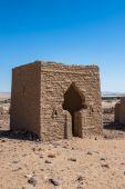 Al-Bagawat (El-Bagawat), Kharga Oasis, Egypt — Stockfoto