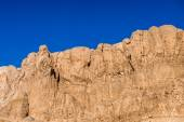 Part of the Mortuary temple of Hatshepsut, Western Bank of the Nile — Stockfoto