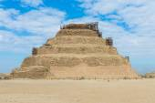 Pyramid of Djoser, Egypt — Stock Photo