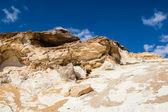 Western White Desert National Park of Egypt — Foto de Stock