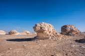 Western White Desert National Park of Egypt — ストック写真