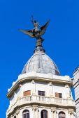 Architettura di madrid, Spagna — Foto Stock