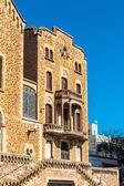 バルセロナ, スペインの建築 — ストック写真