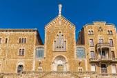 Arquitectura de barcelona, españa — Foto de Stock