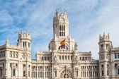 Architecture of Madrid, Spain — Stock Photo