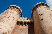 Arkitekturen i Valencia, baskiska landet, Spanien — Stockfoto