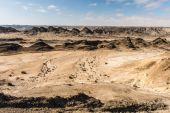 Luz de la luna Africa, Namibia, África — Foto de Stock