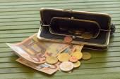 Women wallet — Stock Photo