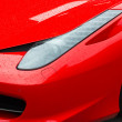 Red supercar — Stock Photo #64954817