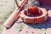 Rescue Equipment — Stock Photo