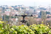 Drone hexacopter — Stock Photo