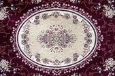 Carpet in Arab style — Stock Photo