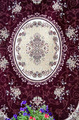 Carpet in Arab style — Stock Photo