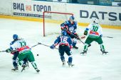 The game of hockey — Stock fotografie