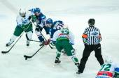 Ice hockey competitions — Стоковое фото