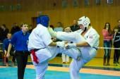 Open karate tournament kiokusinkaj, — Fotografia Stock