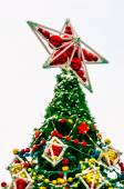 Christmas tree, — Stock Photo