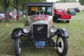 1927 Ford Modell T Auto Frontansicht — Stockfoto