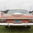 Постер, плакат: 1959 Plymouth Sport Fury Car Rear View