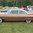 Постер, плакат: 1959 Plymouth Sport Fury Car Side View