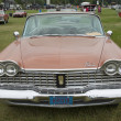 Постер, плакат: 1959 Plymouth Sport Fury Car Front view