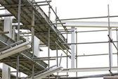Scaffolding elements — Stock Photo
