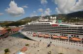 Carnival Glory cruise ship — Stock Photo