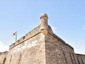 Castillo de San Marcos St Augustine — Stockfoto