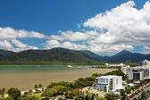 View of Cairns QLD — Stock Photo