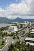 Cairns view — Stock Photo