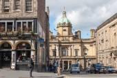 University of Edinburgh — Stock Photo