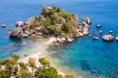 Isola Bella in Italy — Stock Photo