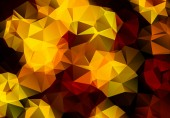 Multicolored background polygon — Wektor stockowy
