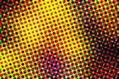 Fundo de círculos coloridos. — Fotografia Stock