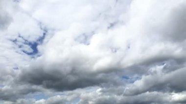 Timelapse nuvole — Video Stock