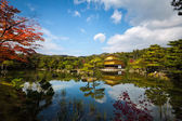 Rokuon-Ji Temple — Stock Photo
